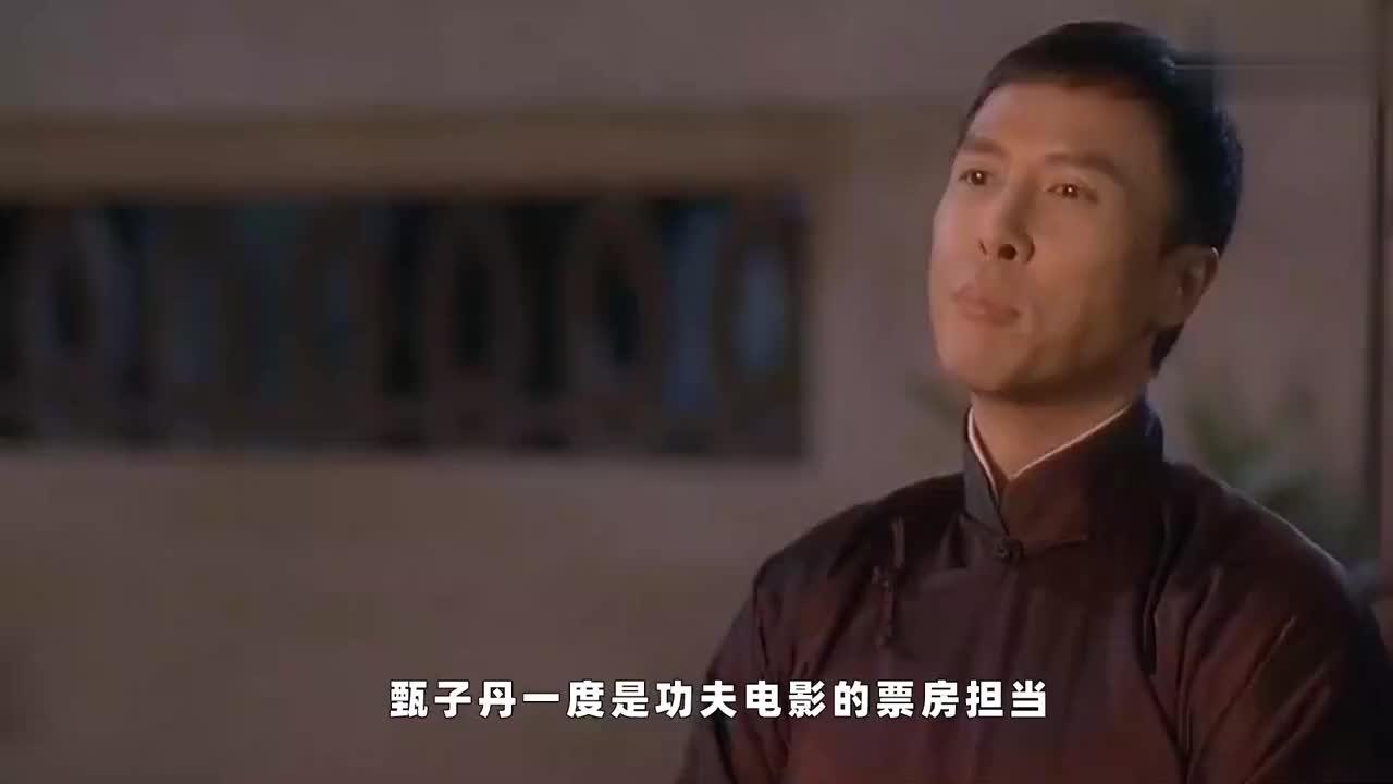 安志杰成龙夸他专业,甄子丹不敢和他切磋,吴京期待能再次合作