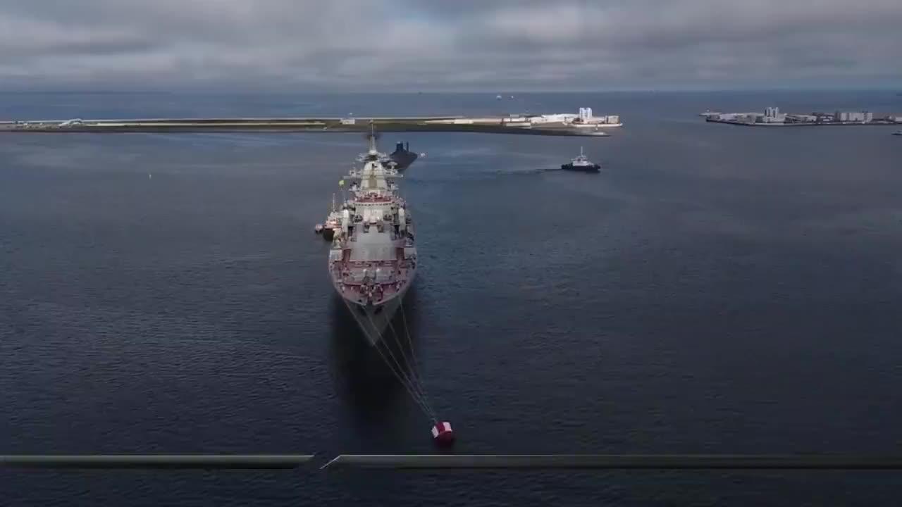 排水量2.4万吨比美军主力还强悍新型核潜艇即将正式交付