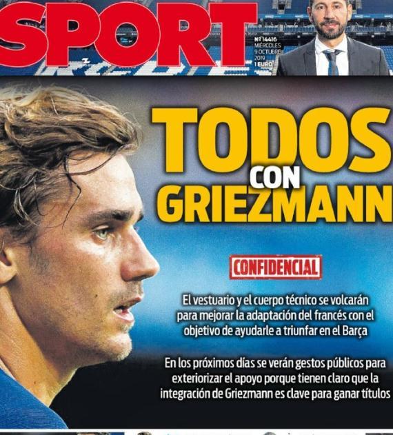 4连胜之后,格里兹曼正在遭受危机,他正在走库蒂尼奥的老路