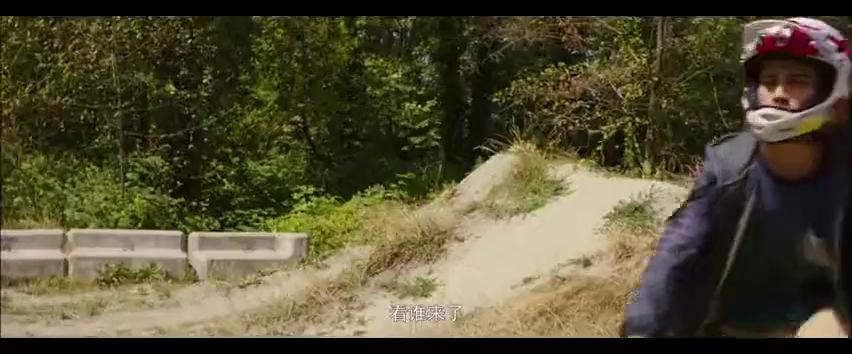 勇士之门:男子为争夺山地车的训练场地,和人起冲突