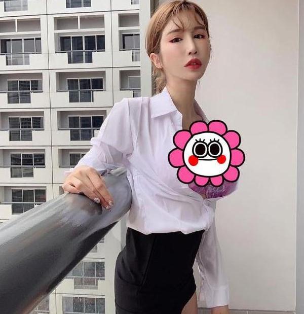 台湾美女网红,身材火辣爆炸,傲人胸部太吸睛,网友:是女神!