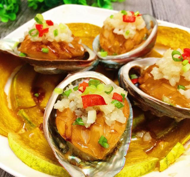 烤南瓜味道,鲍鱼鲜美,吃上一个还想吃第二个三江口多味萝卜腌菜哪图片