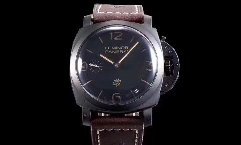 绝对顶级的制表工艺,定制的XF系列Pam375机械腕表