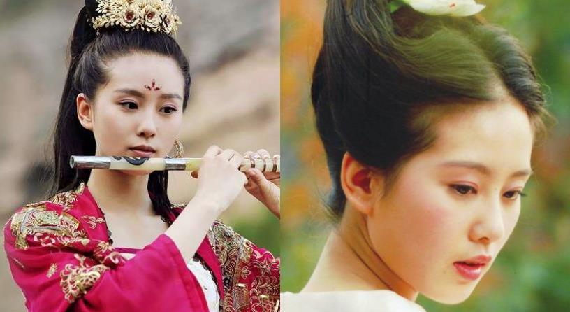 误以为是汉族的明星,刘诗诗回族,晓彤满族,看到超越:怪不得红