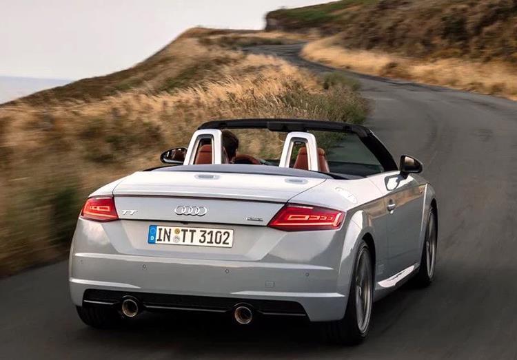 SLC之后,奥迪TT也将停产,为何市场越来越容不下入门跑车?