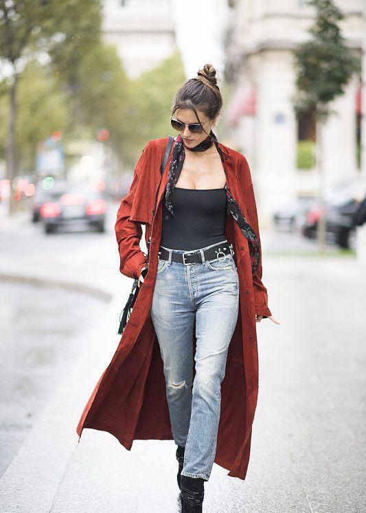 街拍:学会这些时尚的潮流穿搭,让你的人生丰富多彩