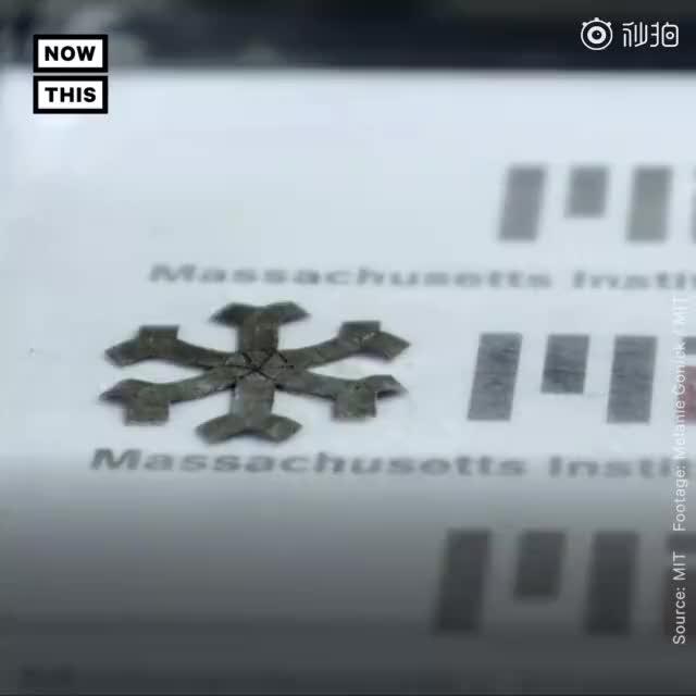 mit研发3d打印磁性材料能跳能爬还能接球