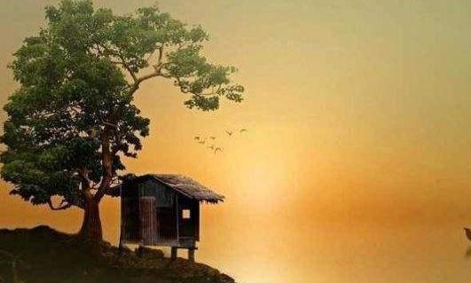 王维描写乡愁的千古名作,开头两句就催人泪下,写尽异乡人的孤独