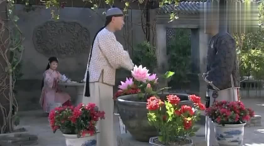 纪晓岚和大龅牙对诗却弄得万岁爷很尴尬这是怎么回事