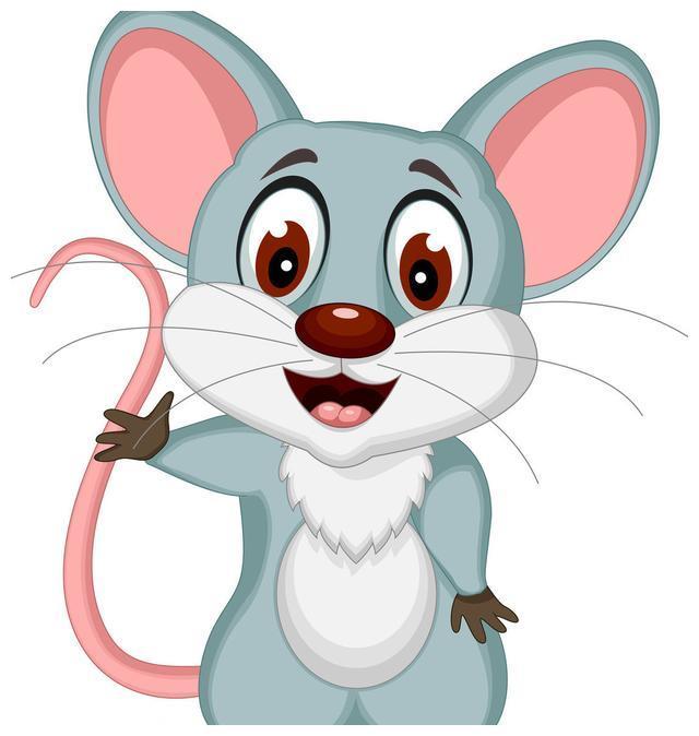 精灵小鼠弟拜年啦!鼠年鼠您吉祥,鼠您幸福
