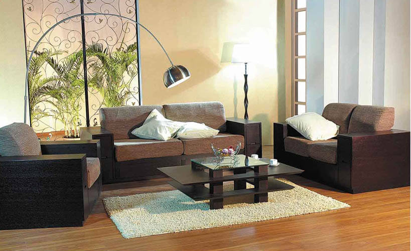 家居世界起居室宝藏设计装修819_500沙发家具怎么做衣柜图片