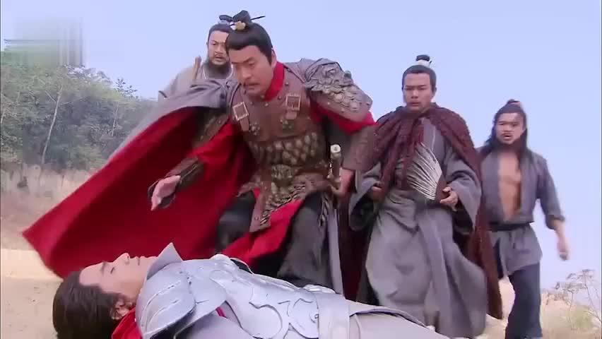 宋江等人赶到独龙岭眼前一幕让众人惊呆武松和鲁智深都死了
