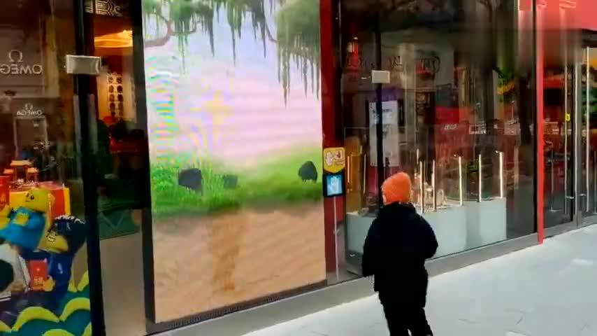 北京王府井有个乐高爱好者聚集地,到全球首家乐高旗舰店一探究竟