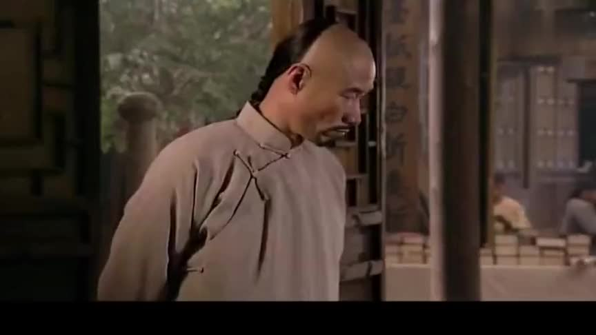 百年荣宝斋庄掌柜碰见了王大人谈及到义和团不简单啊