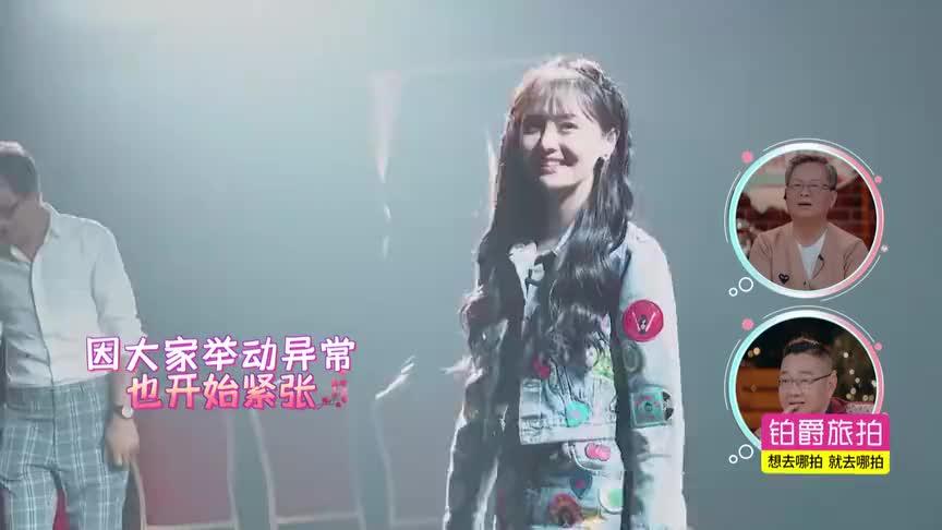 张恒为郑爽录制volg作一首专属她的歌太有爱了吧