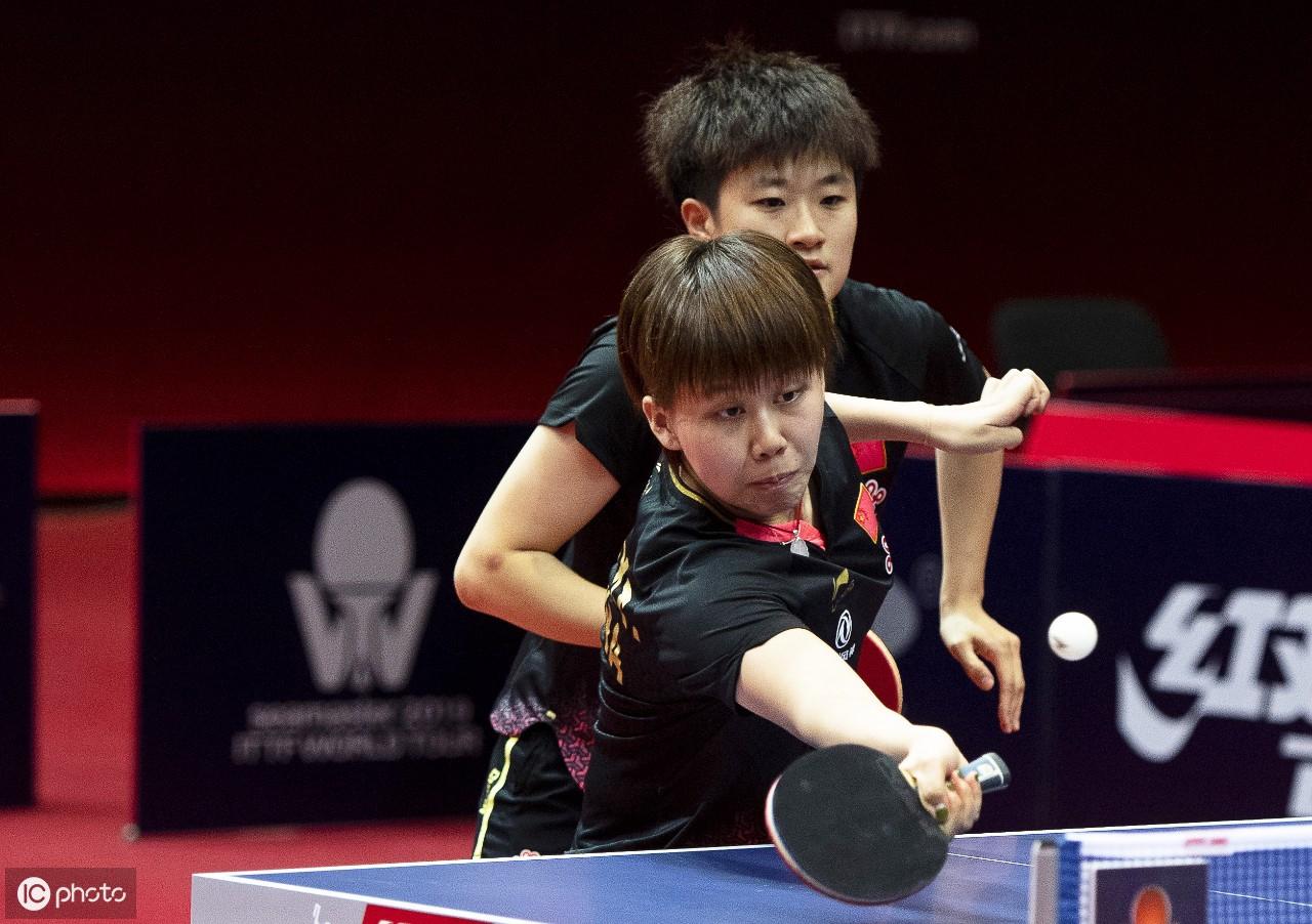 世界巡回赛保加利亚公开乒乓球锦标赛在帕纳古里什特举行