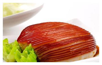 美食推荐:海派招牌千层肉、蒜子烧鮰鱼、尖椒肥肠鸡制作方法
