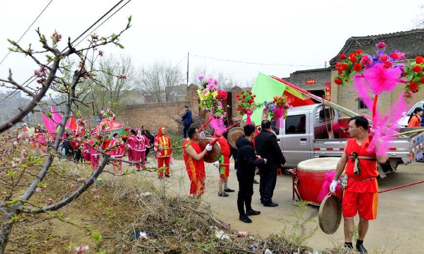 非遗乡村文化在山沟沟里发扬传承