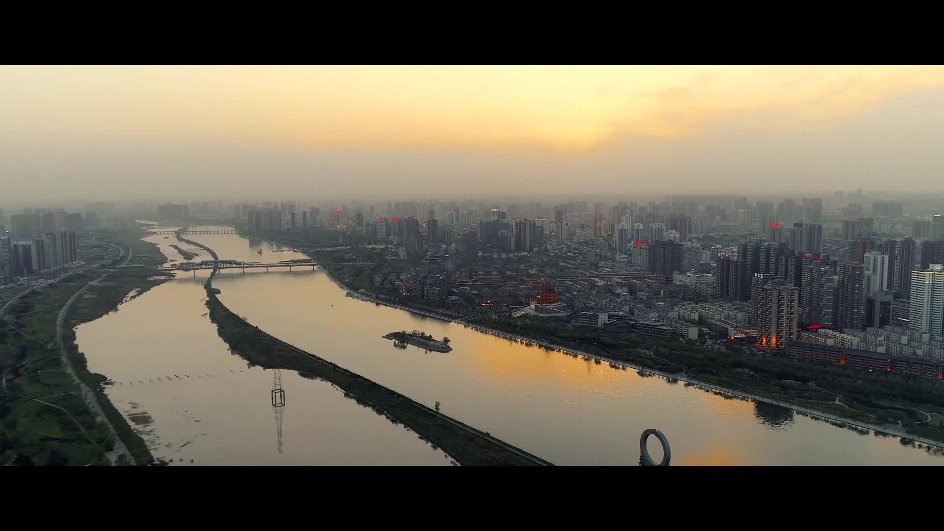陕西咸阳:原创 战疫MV《患难相依》