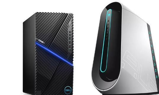 戴尔在发布Alienware Aurora R9游戏电脑和G5桌面电脑