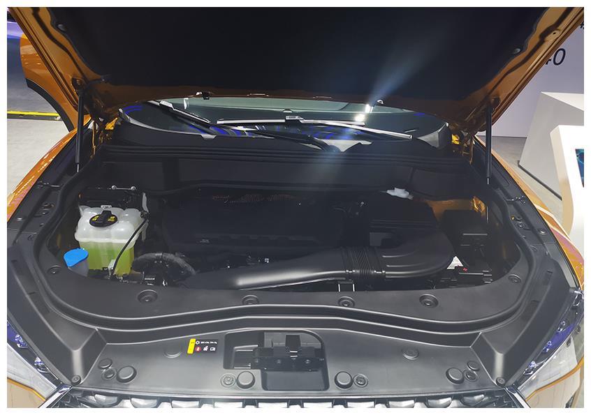 新款哈弗F7将10月上市 配置升级是亮点