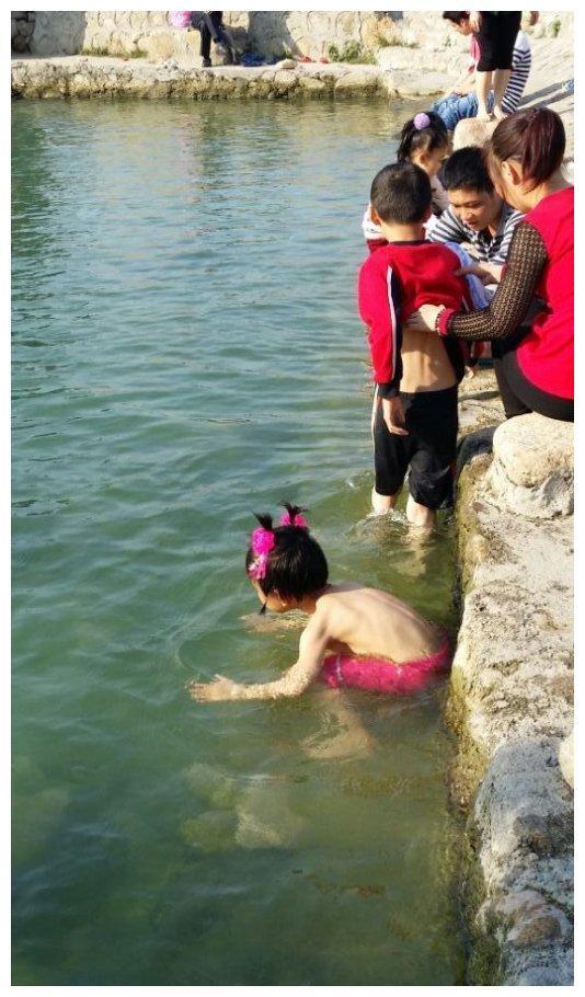 广东珠三角附近纯天然露天野温泉池,完全免费,罗定云沙野温泉