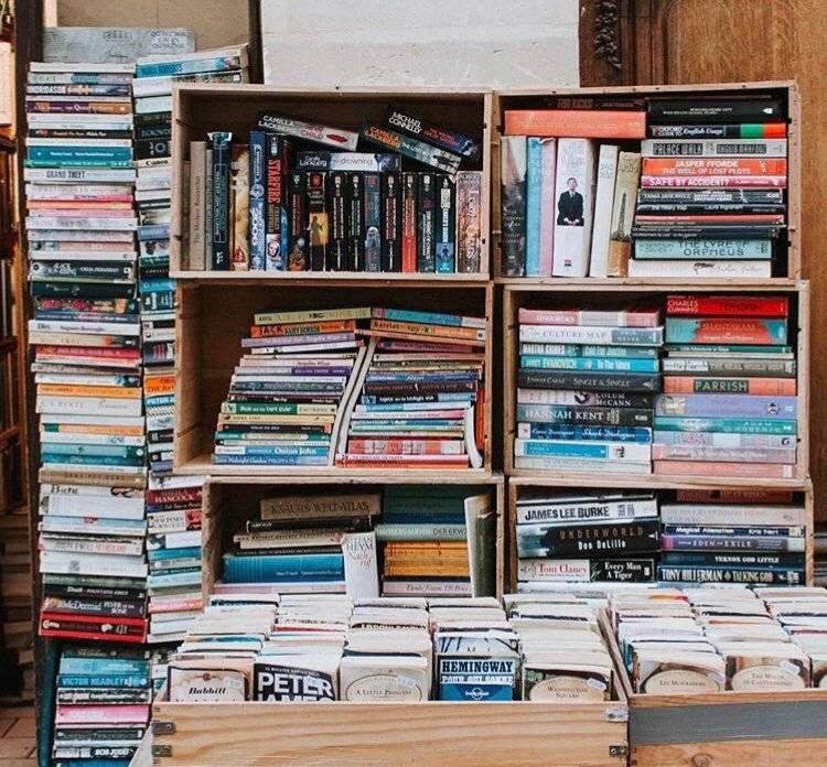 好文艺的书店,我可以在里面呆上一整天