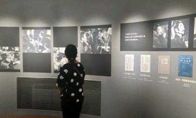 广州美院抗战木刻陈列馆落户越秀,首开红色文化主题雕塑展