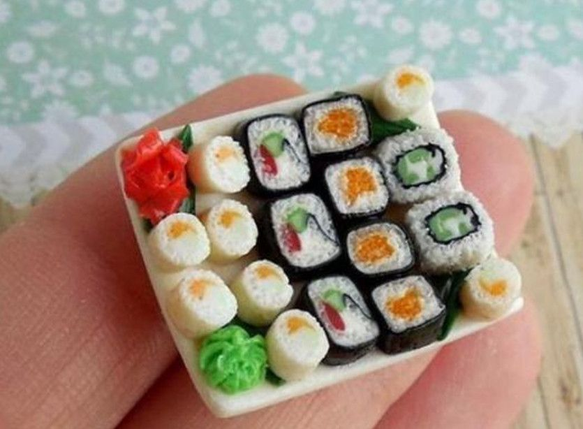 世上最奇葩的寿司:第一种10盘也吃不饱,最后一种女生看了害羞!