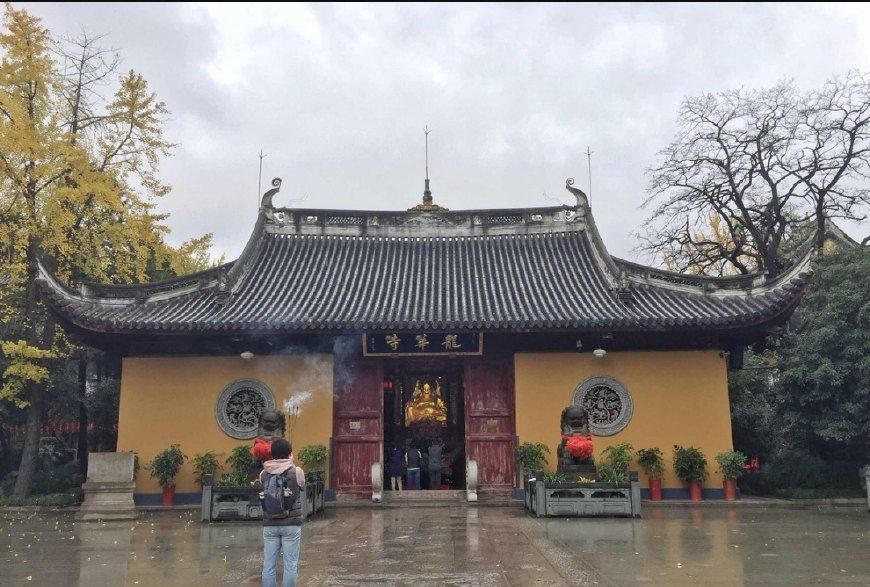 龙华寺,上海历史最久,规模最大的古刹