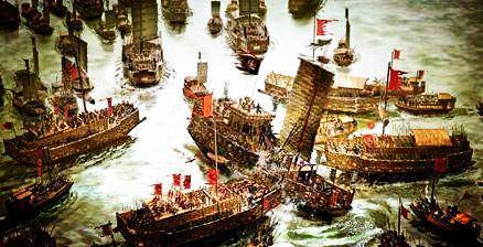 从东周时期的战船说起,谈谈我国古代水战的兴起和水军