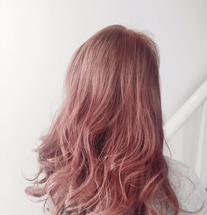 今年中秋过后,这几款潮流发型颜色将引领这个秋冬!