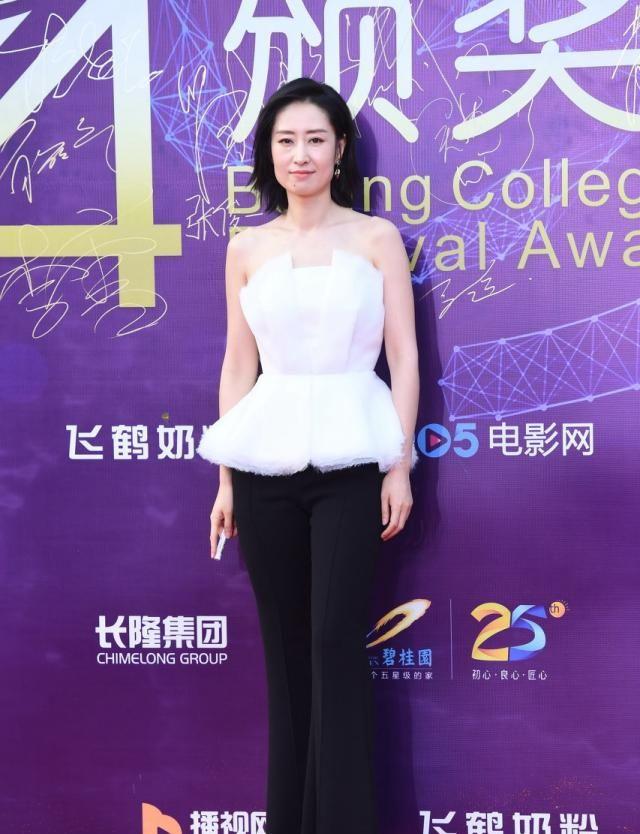 明星美照,图一实力派演员刘敏涛,演艺界的老戏骨!