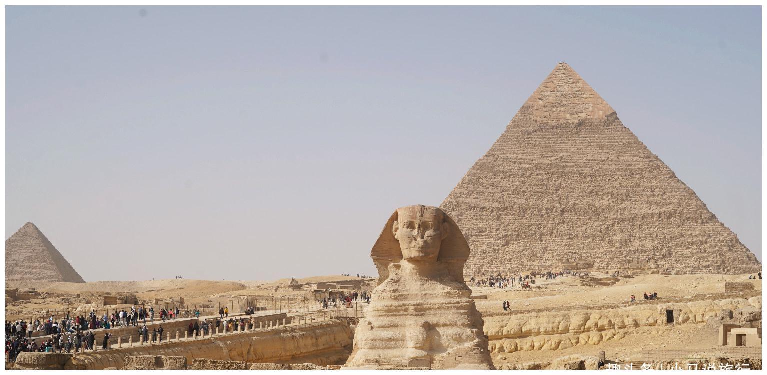 中国游客最多的埃及景点,金字塔藏着神秘感,骗子多到不敢?拍照