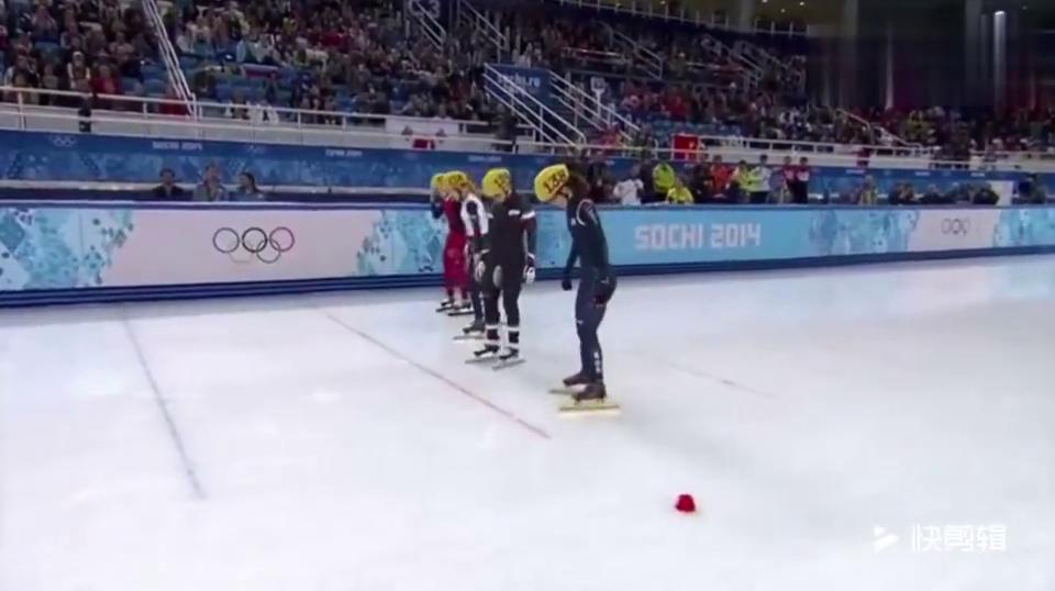重温经典之2014年索契冬奥会短道速滑女子500米冠军李坚柔