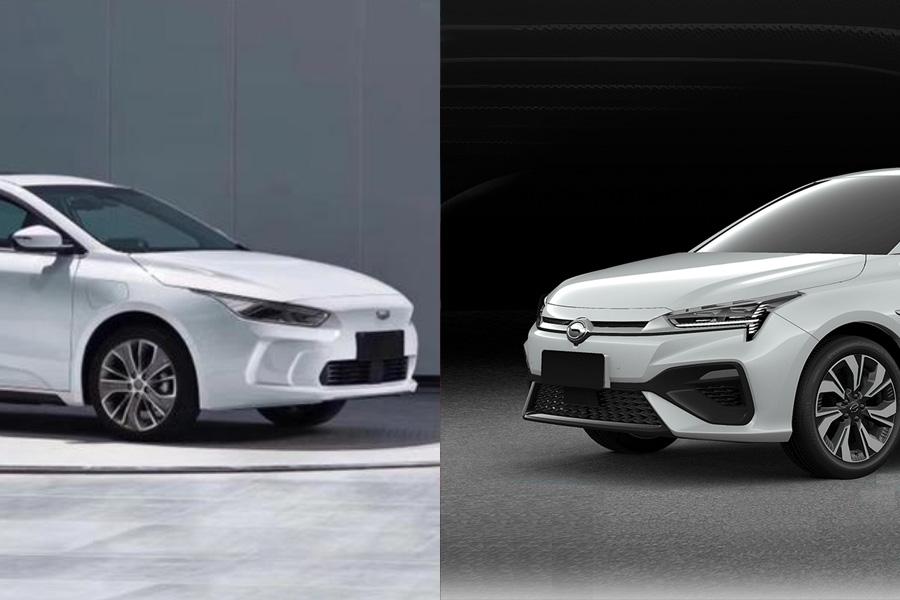 今年最火的两款纯电动轿车来了!吉利GE11对比广汽新能源Aion S