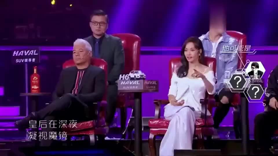 蒙面唱将4林志炫唱杨宗纬真相禁区一代情歌王子不是吹的