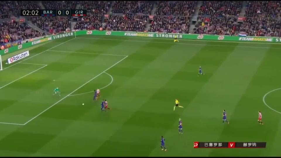 凌晨看巴萨太爽了!梅西苏牙带队6-1狂胜对手!回看7个精彩进球!