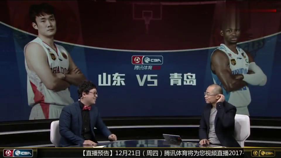 青岛队大逆转山东队获胜,主教练凯撒接受采访没有什么好说的!