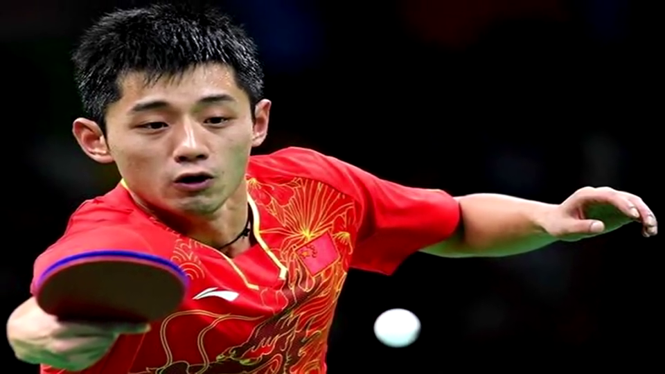 世乒赛团体国乒六人获参赛权剩4名额张继科十年首次无缘