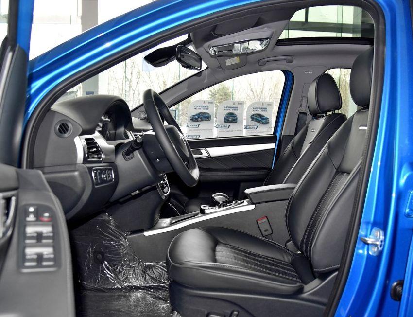 腾势2018款 500 荣耀版,全车设计鲜靓,动力也相当不错