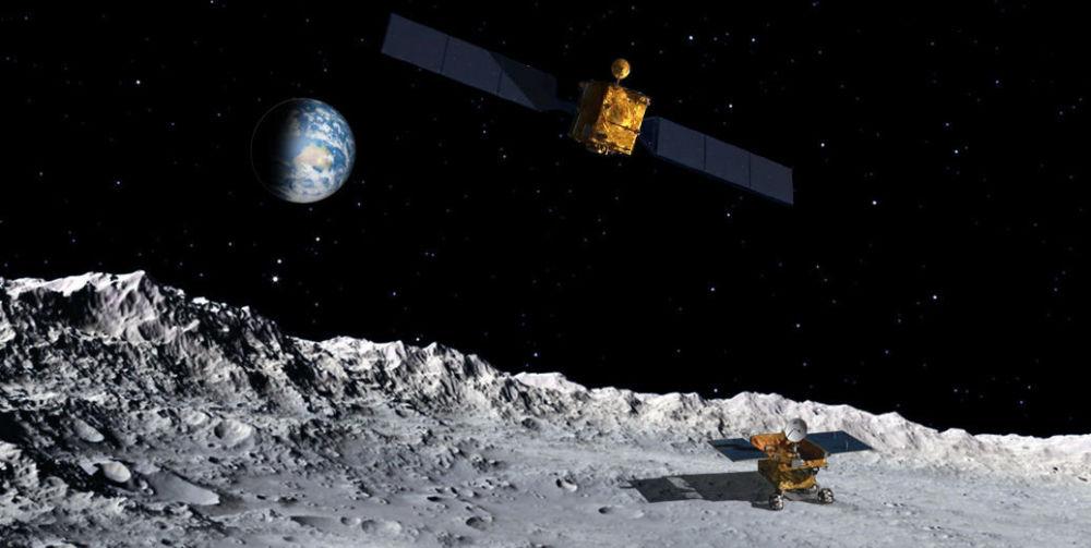嫦娥四号照片来了!世界第一张,26天成功着陆跨了一大步