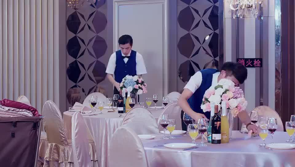 心机女靠手段踏进豪门订婚日子自己狂欢不料被总裁当众打脸