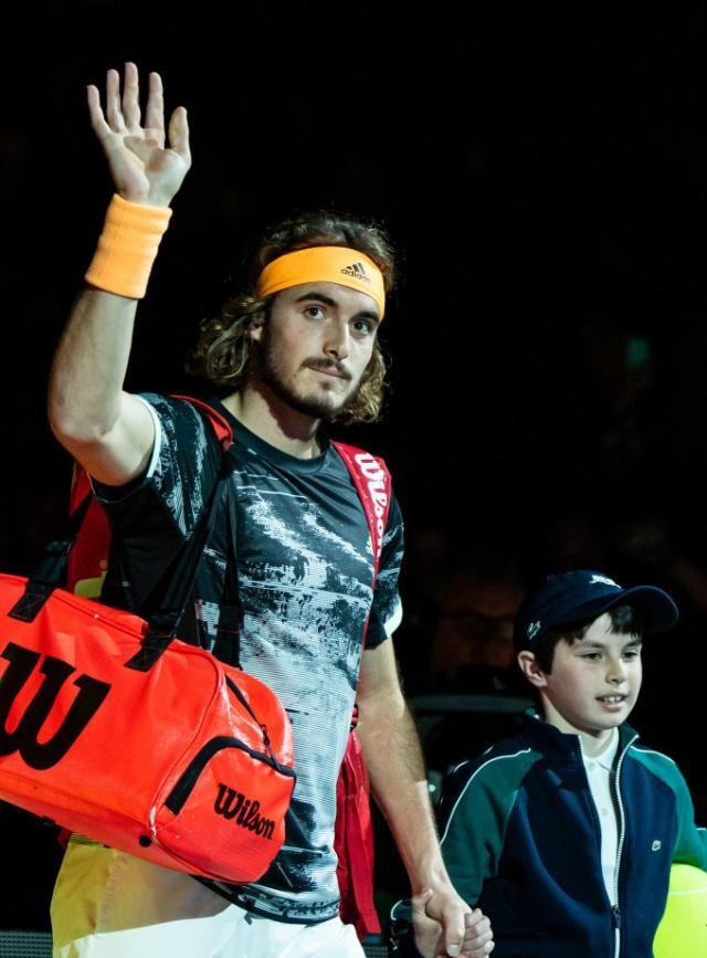ATP伦敦年终总决赛:西西帕斯晋级半决赛