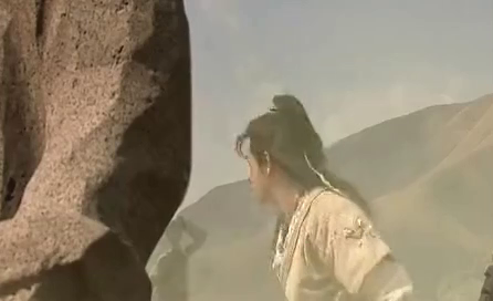 仙人问帅哥一个问题,结果听到帅哥的回答后,仙人竟让他上昆仑山