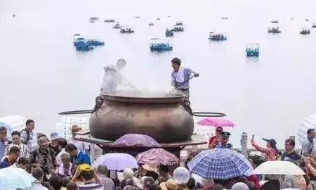 2019年抚仙湖铜锅美食文化旅游节即将启幕