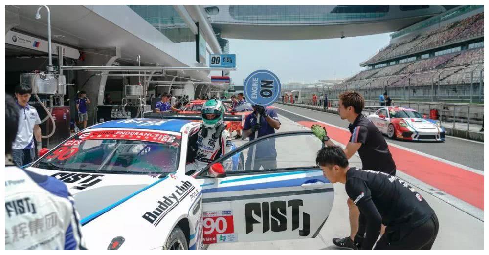 CEC中国汽车耐力锦标赛FIST Team AAI赛队雨中折桂!