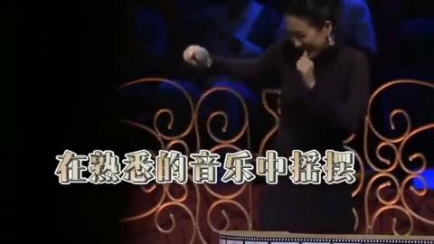 汪峰探班章子怡,国际章开心的跳起了舞!