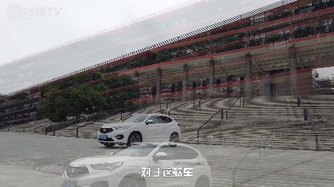 【轱辘试驾】试驾讴歌CDX Hybrid,不一样的混动车