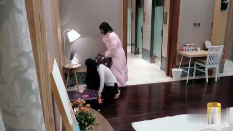 章子怡带了床单被套就算了,还带电热毯这操作也是吓到谢娜!